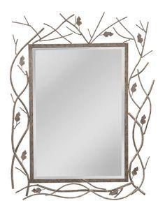 Ashton Sutton Fluent Mirror in Black
