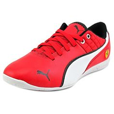 new product 56ad9 95a99 Puma Mens 30554005 Drift Cat 6 SF AnkleHigh Rosso Corsawhite Synthetic  Sneaker 95 DM US -