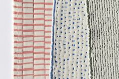 3D Knitted Fabric by Ronan & Erwan Bouroullec for Kvadrat  http://design-milk.com/3d-knitted-fabric-ronan-erwan-bouroullec-kvadrat/