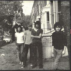 Peter Green's Fleetwood Mac.