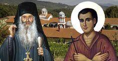 Ο Άγιος Ιωάννης ο Pώσσος και ο Όσιος Γέροντας Ιάκωβος Τσαλίκης της Ιεράς Μονής του Οσίου Δαυίδ     Ο Γέροντας Ιάκωβος τακτικά επισκε...