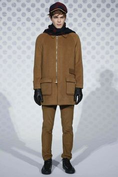 Band of Outsiders Men's RTW Fall 2014 - Slideshow - Runway, Fashion Week, Fashion Shows, Reviews and Fashion Images - WWD.com
