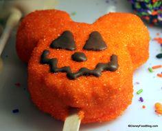 Halloween Treats at Walt Disney World