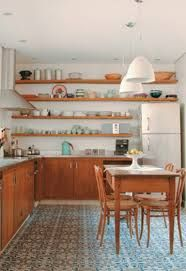 Resultado de imagen para cocina cemento o madera
