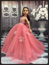"""PKPP-827 Tonner Ellowyne Wilde Princess Lace Gown dress outfit dolls 16"""""""