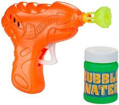 Pin for Later: 50 Gender-Neutral Holiday Gifts For Children Dot & Bo Retro Bubble Gun Dot & Bo Retro Bubble Gun ($14)