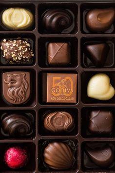 Godiva Chocolates <3