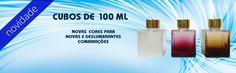 #cubos #100 #Novidade #Decoração Acesse http://www.mundodasessencias.com/loja2/index.php/