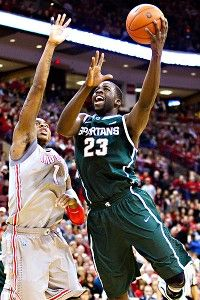 67d9f4e27 O Neil  Draymond Green s love affair with Michigan State started early