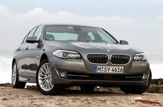 2011 BMW 5 Series – Click above for high-res image gallery