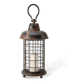 Another great find on #zulily! Sedgwick Hanging Candle Lantern #zulilyfinds