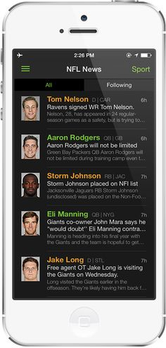 Best Fantasy Football News App