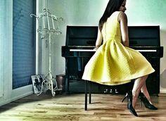 My piano and I