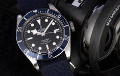 Tudor Heritage Black Bay Blue - Watch Review
