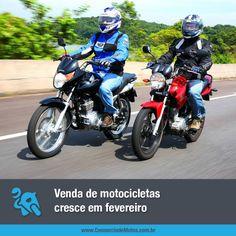 Acesse nossa matéria e veja como está o mercado de motocicletas no Brasil: https://www.consorciodemotos.com.br/noticias/venda-de-motocicletas-cresce-em-fevereiro?idcampanha=288&utm_source=Pinterest&utm_medium=Perfil&utm_campaign=redessociais