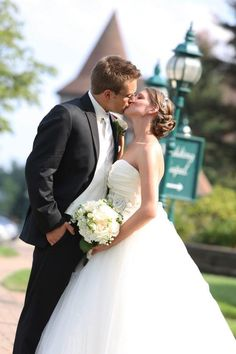 We love Canterbury Village for weddings!
