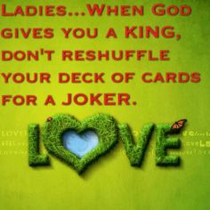 Don't reshuffle your deck of cards!