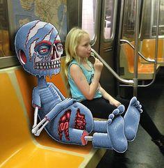 Subway Doodles