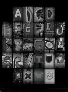 Street Photography Alphabet by GRAEMEAT