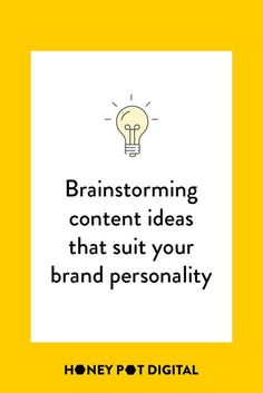 One of the biggest struggles brands often have with creating content is idea generation.Once you have the idea, it might be easy to create, or might challenge your team, but that's the fun part. Here is a list of questions you can ask yourself to generat