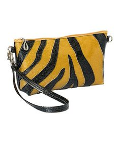 This Tiger Purselet by glittersweet is perfect, $27 !!  #zulilyfinds