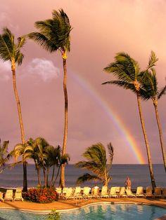 Rainbow, Kapalua Maui