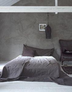 I am into dark, even black linen recently. Just perfect for a winter.    vtwonen.  Loveliest shop in a world!