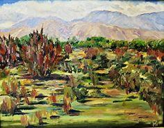 Marilyn Froggatt - Work Detail: Sunnylands View  I
