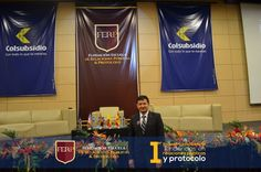 1er Encuentro Internacional Tendencias en Relaciones Públicas y Protocolo, mas información www.Ferp.com.co o @ferpmagister