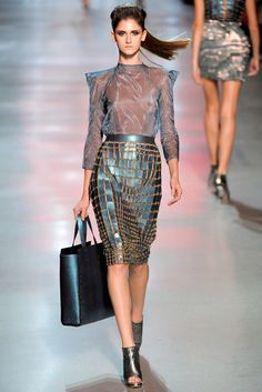 Paco Rabanne | Spring 2012 Ready-to-Wear Collection | Style.com