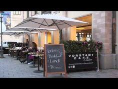 Vorstadt Café Centro - neu seit Mai 2015 in der Maximilianstraße München