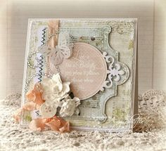 Life is Like A Butterfly by PickleTree - Cards and Paper Crafts at Splitcoaststampers