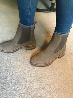 Timberland Courmayeur Valley Chelsea boots for women - Winter Boots Slip On Boots, Rain Boots, Shoe Boots, Women's Shoes, Shoes Men, Flat Ankle Boots, Cute Shoes Boots, Nike Shoes, Cute Ankle Boots