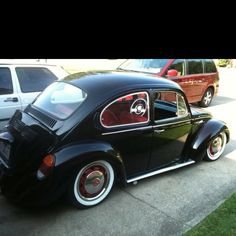 1974 Vw bagged superbeetle