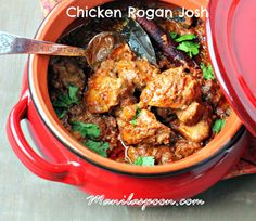 Manila Spoon: Chicken Rogan Josh - if you love curry, you ought to try this aromatic and truly delicious dish!