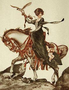 Illustration by Chéri Herouard