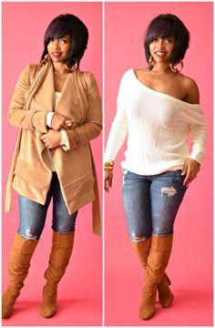 "nice Fall Lookbook: 3 Fall Outfit Ideas ~ ""Sweenee Style"""