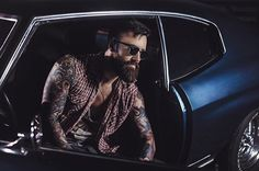 #beard #борода #бородач #бороды #bearded #beards #beardedgang #beardy #beardnation #beardsofinstagram #beardedking #beardlover #instabeard #beardlife  #instagood #tweegram #photooftheday #picoftheday #tattoo #tattoos #manstyle #man #ink #inked #tattooed #Moscow #model