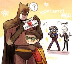 And that's the best your gonna get out of him, Bruce. XD XD