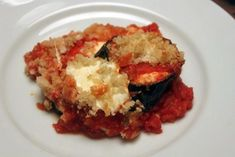 The Ultimate Eggplant Parmesan - The Amateur Gourmet Veggie Recipes, Wine Recipes, Real Food Recipes, Great Recipes, Cooking Recipes, Yummy Food, Favorite Recipes, Parmesan Recipes, Healthy Recipes