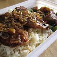"""Rubbed Down Pork Chops I """"I really enjoyed this -- great taste, really easy to prepare."""""""