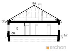 Dom w peperomiach 2 Pergola, Floor Plans, House, Projects, Outdoor Pergola, Floor Plan Drawing, House Floor Plans