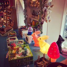 Paddingtons Leksaker personliga leksaksbutik, Kalmar, Sweden