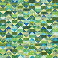 Beautiful Batik Quilts