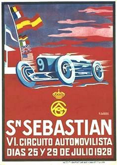 San Sebastian GP 1928