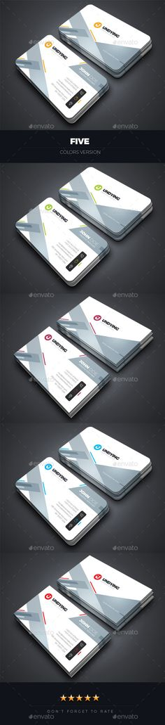 Business Card Template PSD. Download here: https://graphicriver.net/item/business-card/17625024?ref=ksioks
