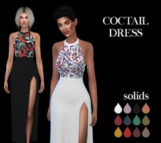 Coctail Dress at Leo Sims