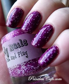 Dandy Nails Come Out and Play - Swatches and Review | Pointless Cafe
