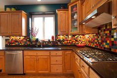 fiestaware kitchen - Google Search