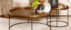 NORTHLAND COFFEE TABLE M » LifeStyle - Home Collection